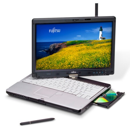 Fujitsu LifeBook T901 Convertible Tablet PC released in US; Specs and Price