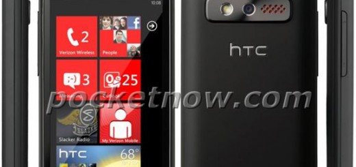 HTC Trophy WP7 Smartphone Press Shot shown up; Best Buy puts Dummy on Display