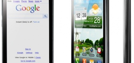 LG to release LG Optimus Black Smartpone later this Month