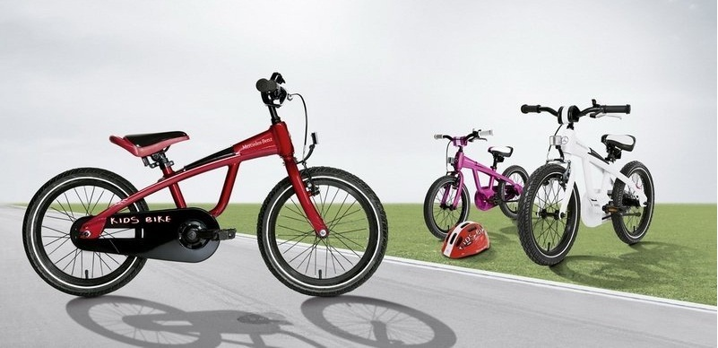 Mercedes-Benz Bicycles