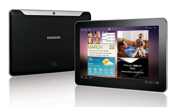 J&R puts the Samsung Galaxy Tab 10.1 Honeycomb Tablet on Pre-order