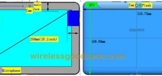 Samsung Galaxy Tab 10.1 Honeycomb Tablet hits the FCC