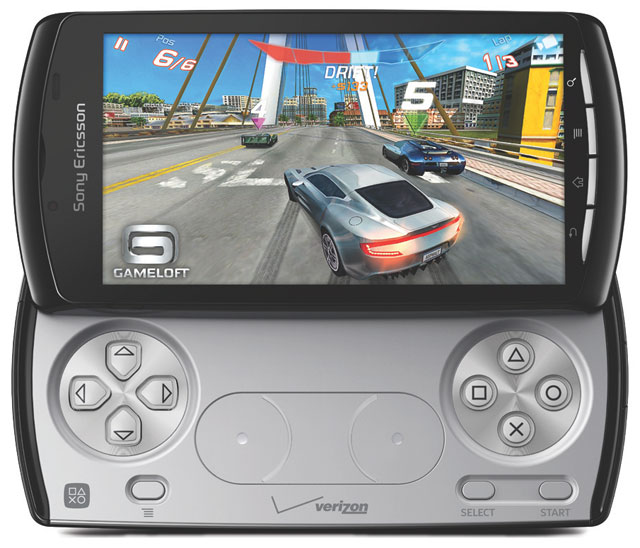 Verizon to release Sony Ericsson XPERIA Play Smartphone on May 26; Pricing $199.99