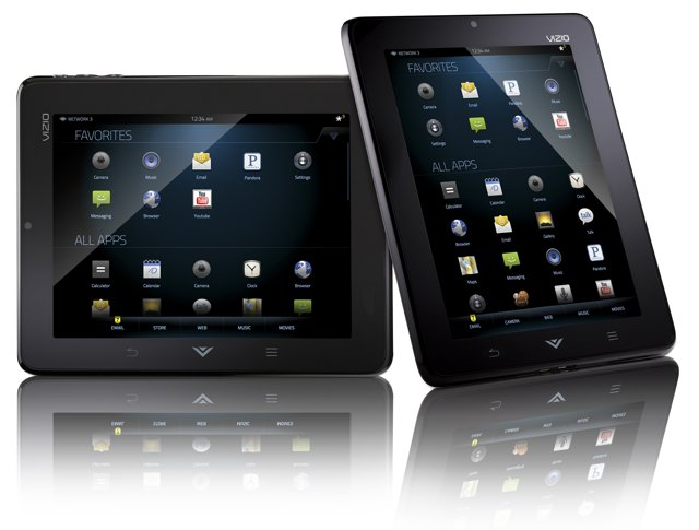 VIZIO VTAB1008 Tablet Release Date to be in July; Specs and Price revealed