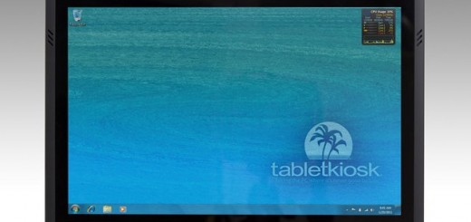 TabletKiosk announces Sahara Slate i500 Windows 7 Pro tablet with Core i7 Processor