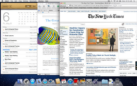new mac os x 10 7 features review tech prezz