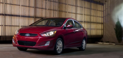 2012 Hyundai Accent sedan and hatchback