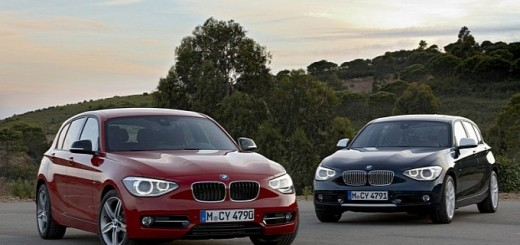 BMW 1-Series Hatchback 2012 Images and Details spotted