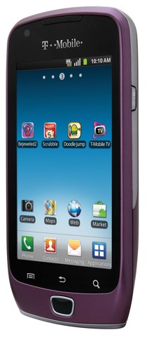 Samsung Exhibit 4G Smartphone for T-Mobile announced; Price and Specs