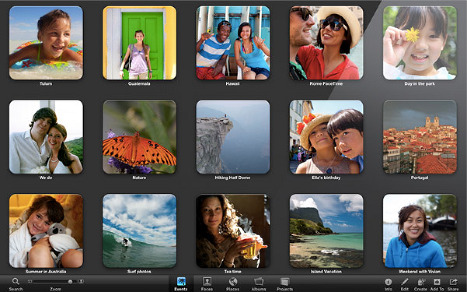 Mac OS X 10.7 Lion full screen apps