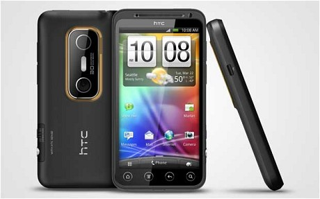 HTC EVO 3D release date for Europe confirmed as in July; Priced as  £500