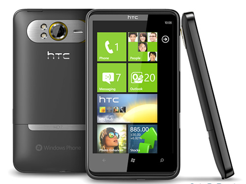 HTC HD7S Priced as $200 from AT&T