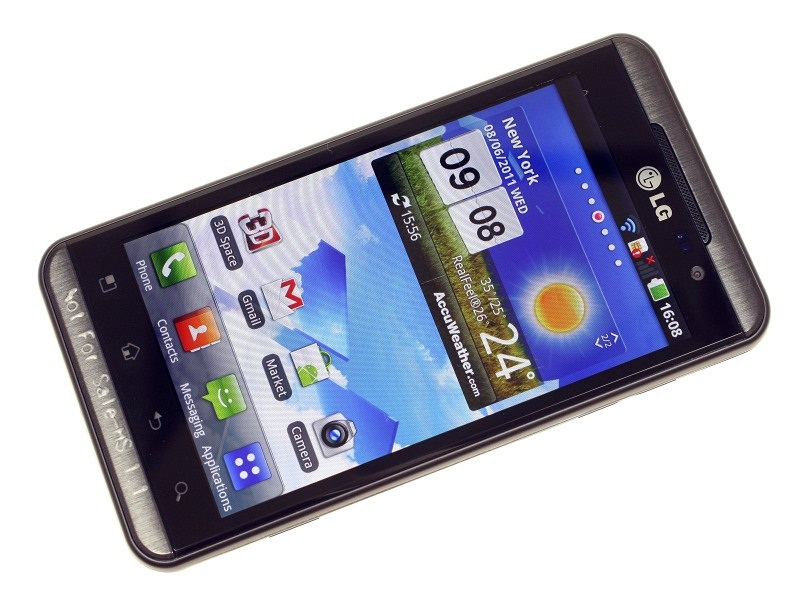 LG Optimus 3D Smartphone officially released in Europe; Specs and Price