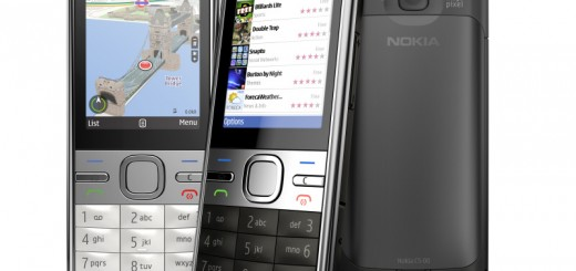 Nokia C5 5MP Symbian Phone unveiled