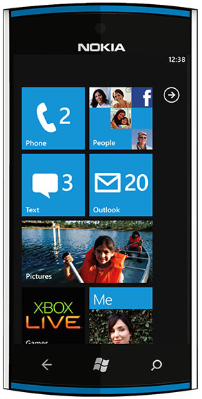Nokia Windows Phone 7 Smartphones to be released in 6 European Countries First?