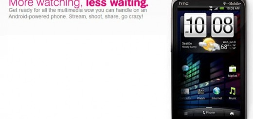 T-Mobile HTC Sensation 4G Smartphone Release Date and Price officially revealed