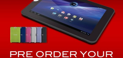 Toshiba Thrive Tablet release date in Mid-July; pre-order now