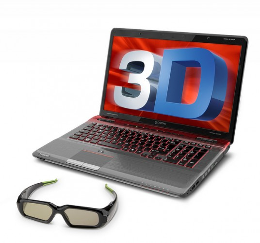 Toshiba to release Satellite P700, L700 and C600 Laptops and Qosmio X770 3D Gaming Notebook; Specs and Price