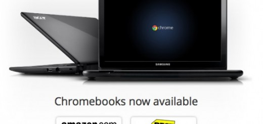 Acer and Samsung Chrome OS-based Chromebook (Netbook) now on Pre-order at Amazon and Best Buy