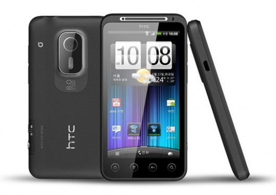 HTC to release HTC Evo 4G+ Smartphone in South Korea soon; reveals Specs