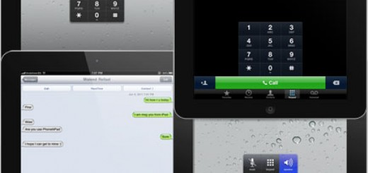 iPhoneIslam PhoneItiPad converts 3G iPad into Mobile Phone that can Make Calls and Send SMS
