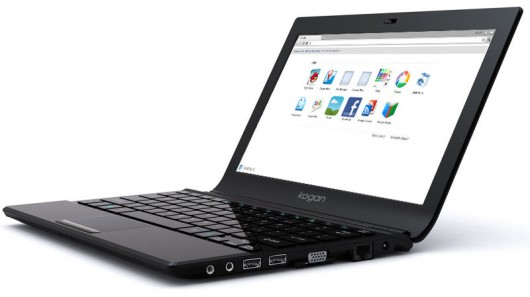 Kogan Agora the first Google Chrome OS Laptop on Pre-order in