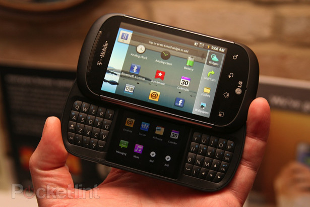 T-Mobile LG Dual-Screen Smartphone with Slide Out QWERTY Keyboard spotted; seems to be Flip II