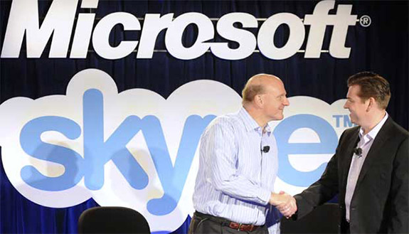 Microsoft-Skype deal gets through FTC