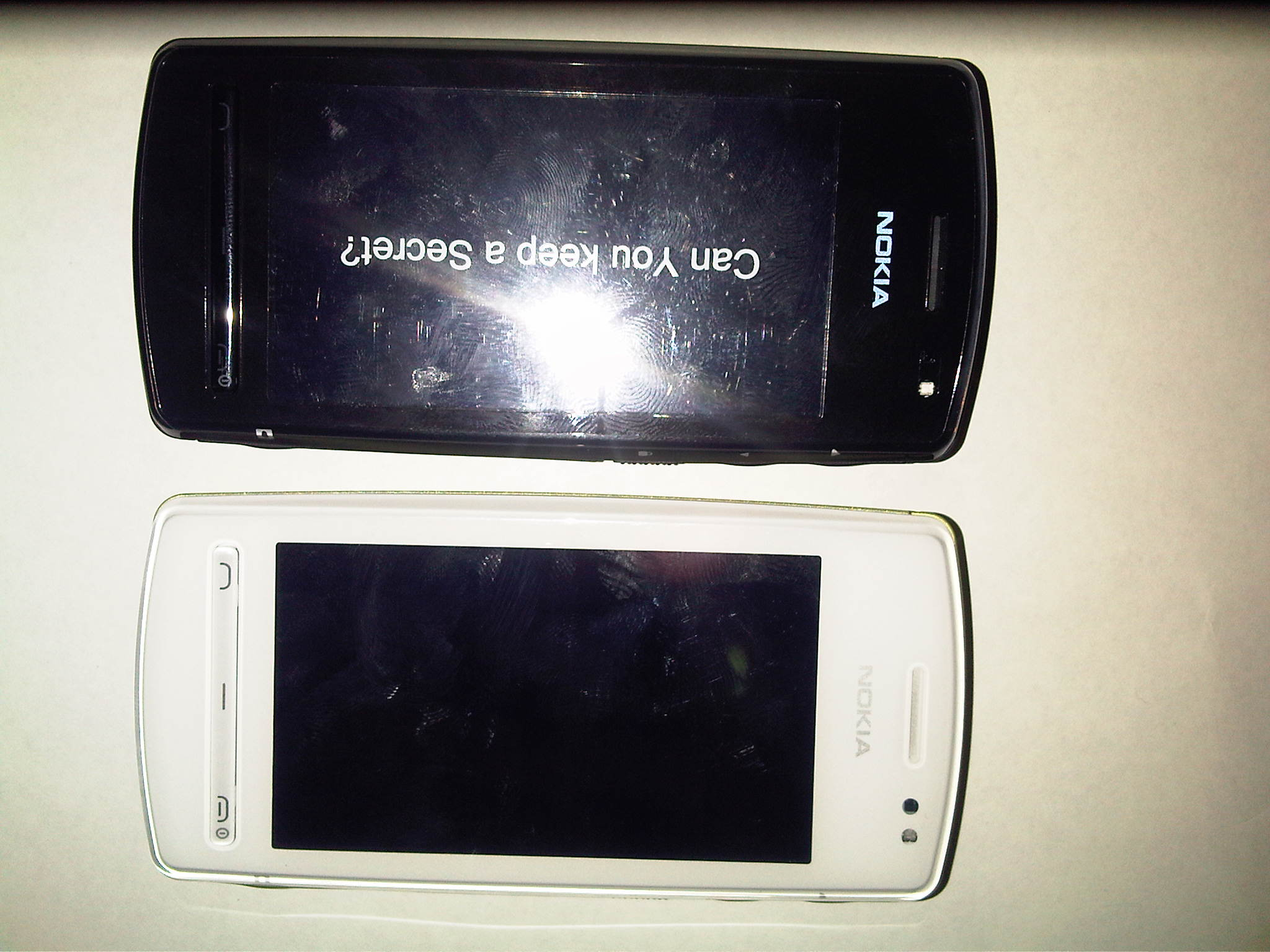 Nokia N5 Symbian Anna Smartphone Images spotted online