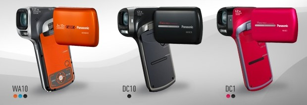 New Panasonic HM, HX series camcorders to release in July; Price details revealed