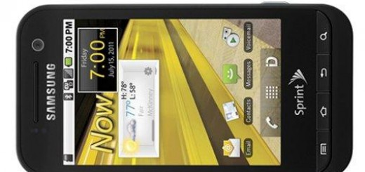 Sprint Samsung Conquer 4G Smartphone Specs and Release Date revealed