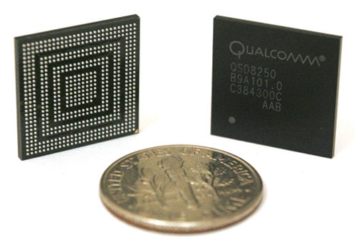 Qualcomm Dual-Core and Quad-Core Snapdragon Processors confirmed to support Windows 8