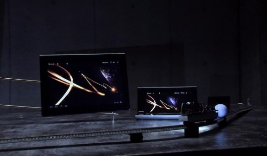 Sony S1 and S2 Tablets Promo Teaser Video appeared online; to be Continued!