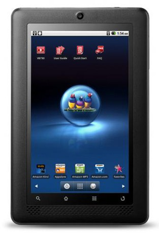 ViewSonic to release ViewPad 730 Tablet at the End of June; Pricing $249
