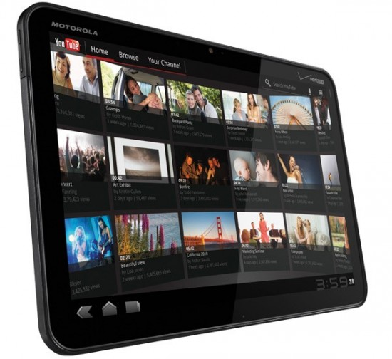 Verizon Motorola XOOM Tablet Upgrade to 4G LTE imminent; Motorola sends e-mail to owners