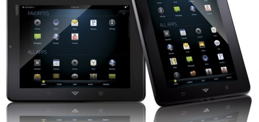VIZIO VTAB1008 Tablet Pre-order begins for a Price of $399; Release Date July 18