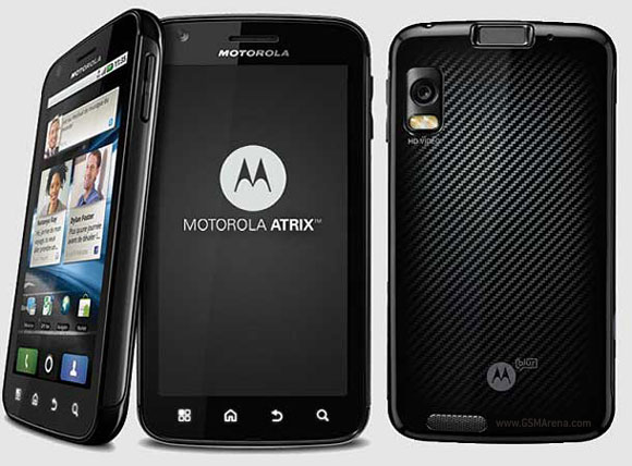 Motorola ATRIX 4G 2.3.4 Gingerbread Update released; brings many Enhancements