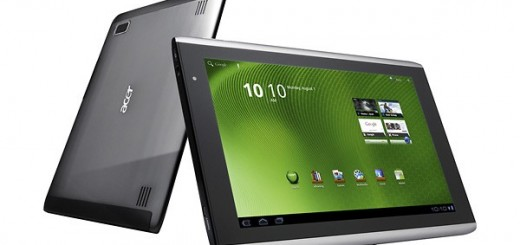 Acer Iconia Tab A500 Android 3.1 Honeycomb Update for US customers released
