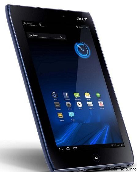 Acer Iconia Tab A100 Honeycomb Tablet to be released early August; Pricing $300?