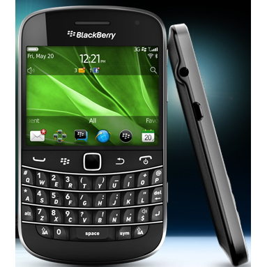 BlackBerry Bold Touch 9930 for Verizon appeared on Video; expected to release soon