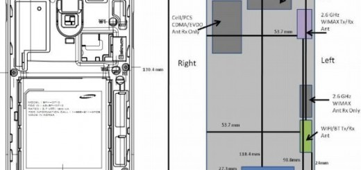 Samsung Galaxy S II for Sprint as Samsung Within hits FCC