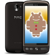 HTC Desire 2.3 Gingerbread Update to be released by the end of the July