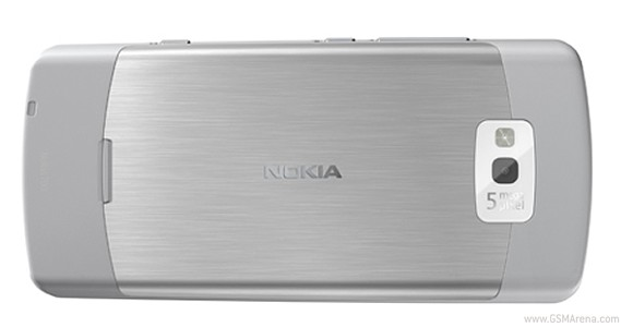 New Images of Nokia N 700 Zeta Smartphone in White spotted