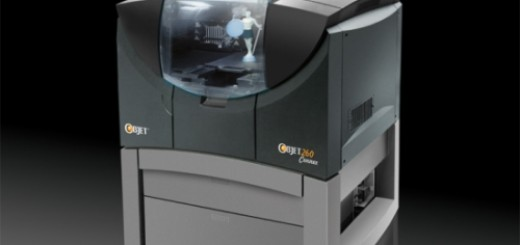 Objet260 Connex 3D printer launched as Multi Material Printer in compact size