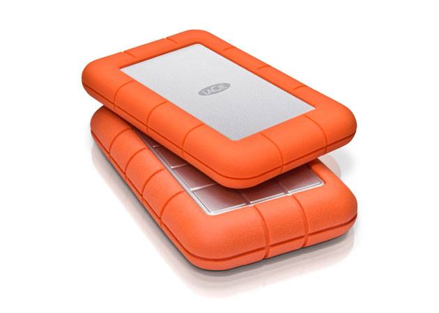 LaCie to release USB 3.0 Rugged Mini External Hard Drive; Specs and Price revealed