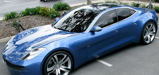 Six Fisker Karma release date in this Spring; priced at $100K