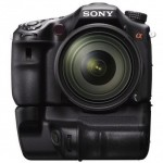 Sony A77 Digital Camera Images spotted again; seems to be true