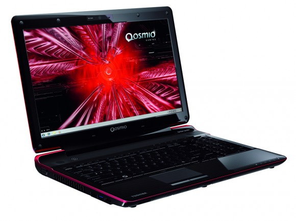 Toshiba Qosmio F750 3D Laptopt Release Date in August; Specs and Price revealed