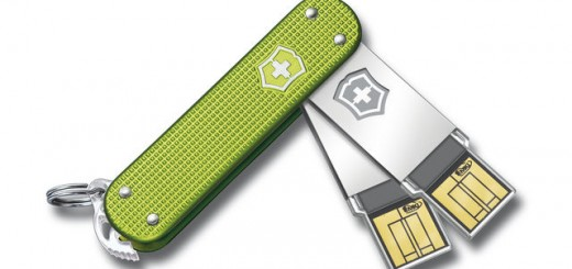 Victorinox Swiss Army Slim Duo USB Drive