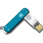 Victorinox Swiss Army Slim and Slim Duo USB Drives released; Features and Price